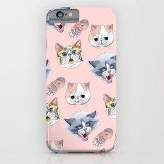 Cat Attack iPhone 6s Slim Case