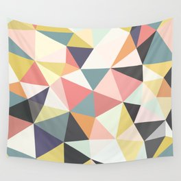 Deco Tris Wall Tapestry