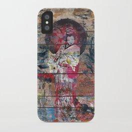 Airando Geisha (Island Woman) iPhone Case