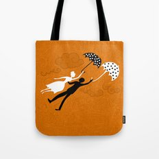 I love you let's fly Tote Bag