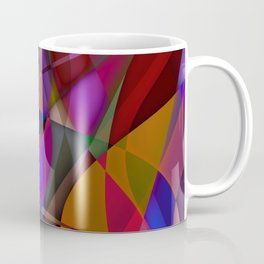 Abstract #376 Coffee Mug