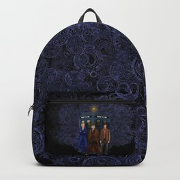 The best regeneration of Doctor who Backpack