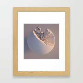 Dawn harmony Framed Art Print