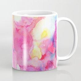 Watercolor Splashes Coffee Mug