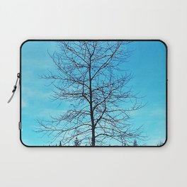 Alone and Leafless Laptop Sleeve