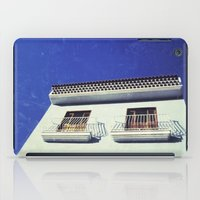spanish iPad Cases featuring Spanish House by Martin Llado