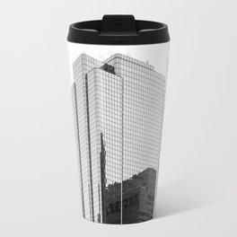 Boston Rooftop Views Travel Mug