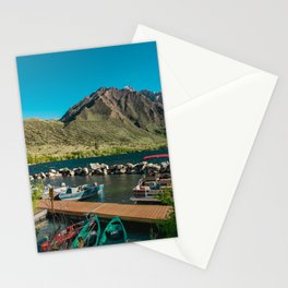 Convict Lake and Mt. Morrison Stationery Cards