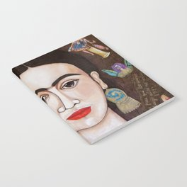 Frida thoughts Notebook
