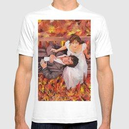 LIZZY E DARCY COUPLE - PRIDE AND PREJUDICE 2005 T-shirt