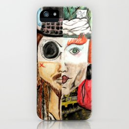 Depp Perception iPhone Case