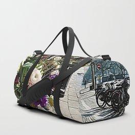 Swedish Spring Duffle Bag