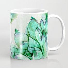 Irish Mint Garden Coffee Mug