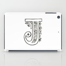 j is for iPad Case