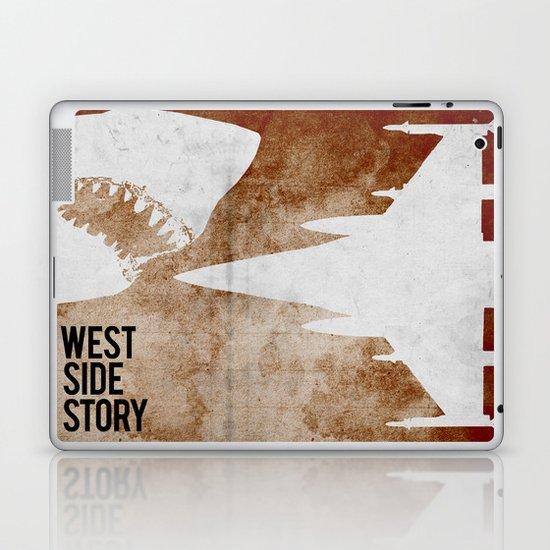 west side story Laptop & iPad Skin