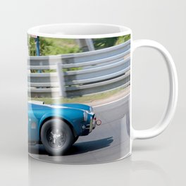 Cobra 289 Sports Car Le Mans Classic Coffee Mug