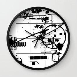 closure dx Wall Clock