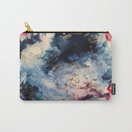 Rage - Alcohol Ink Painting Carry-All Pouch
