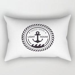 Anchor place Rectangular Pillow