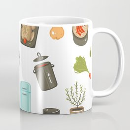 Retro Cooking Coffee Mug