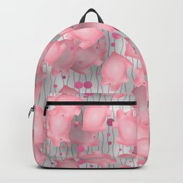 Pink Piggies Backpack