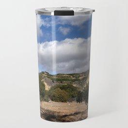 Fenceline to Skyline Travel Mug