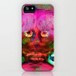 Overactive Brain iPhone Case