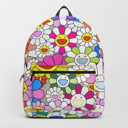 mukarami flowers Backpack