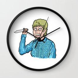 Pamela Voorhees Wall Clock