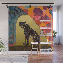 Wild Hearts Party Wall Mural