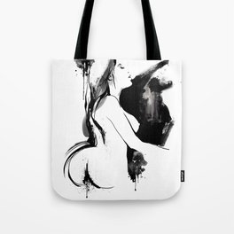 Nude Beauty Tote Bag