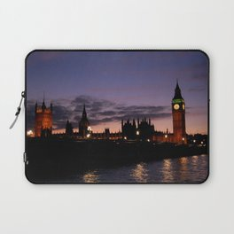 London at Night Laptop Sleeve