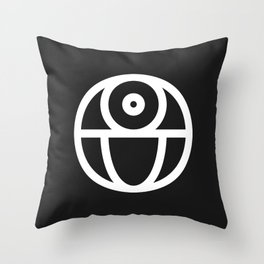 Death Star Throw Pillow