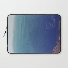 Sea green, ocean blue Laptop Sleeve