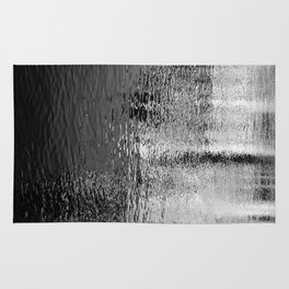 Blurred Water Rug