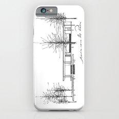 The Barcelona Pavilion -  Ludwig Mies van der Rohe iPhone 6s Slim Case