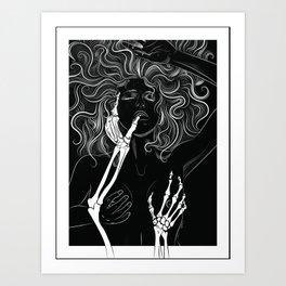 Boners Art Print