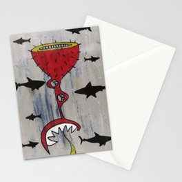 PC's Collectibles 6 Stationery Cards