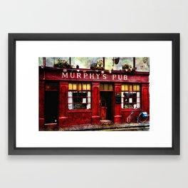 Murphys Pub, Dingle Framed Art Print