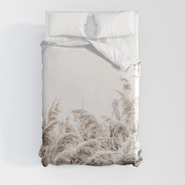 Grass Poster III Duvet Cover