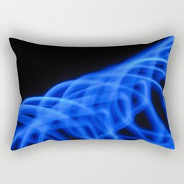 Nothing But Blue #2 Rectangular Pillow