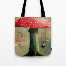 Wundershroom Tote Bag