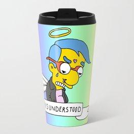 misunderstood milhouse Travel Mug