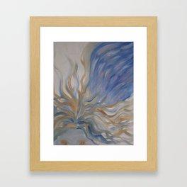 THE MESSENGER ~ Angels Framed Art Print
