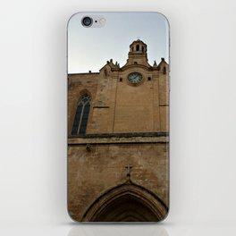 Historic Spanish Church iPhone Skin