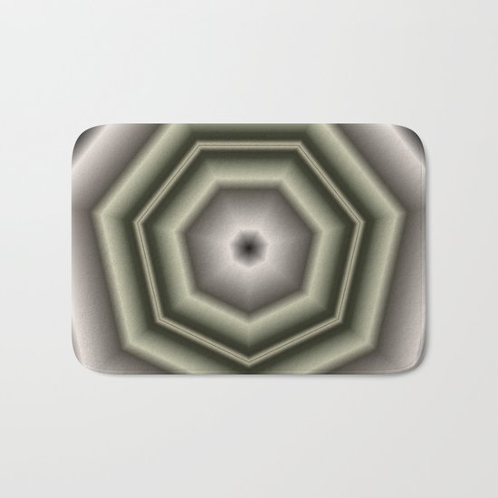 Polygon Auras in CMR 03 Bath Mat