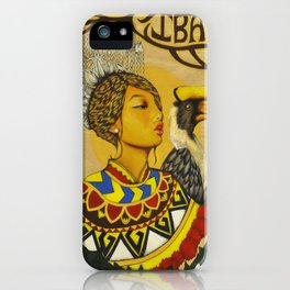The Iban Girl iPhone Case