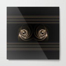 Abstract 17 001j Metal Print