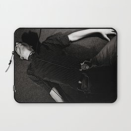 this is a selfish self-awareness, chapter 1 Laptop Sleeve