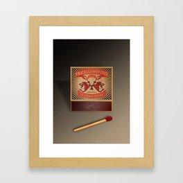 Fratelli Mefisto Framed Art Print